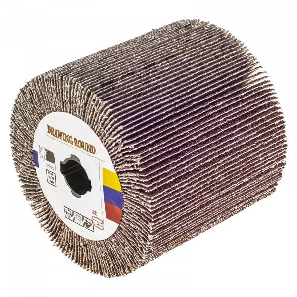 Schleifwalze - 60er Körnung - Lamellen - 6080 - 1