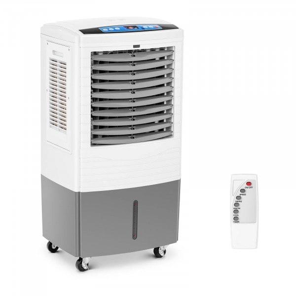 Brugt Luftkøler - 3 i 1 - 40 l vandtank - fjernbetjening