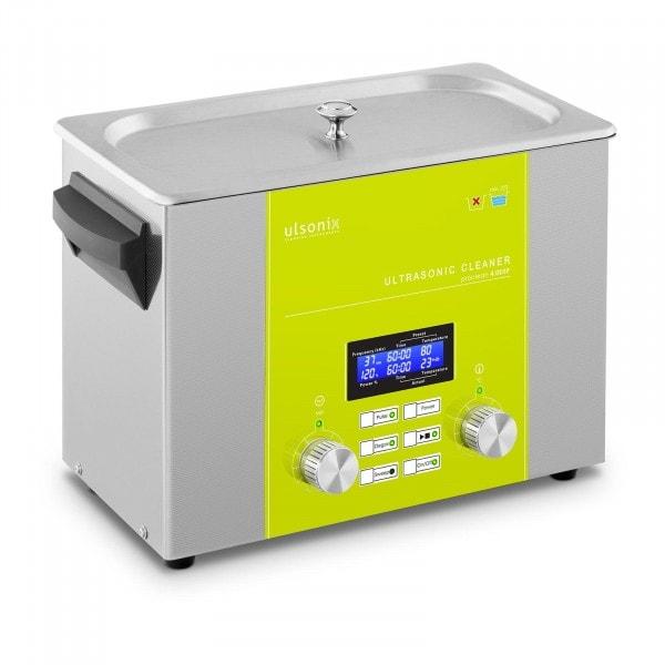 Ultralydsrenser - 4 liter - degas - sweep - impuls
