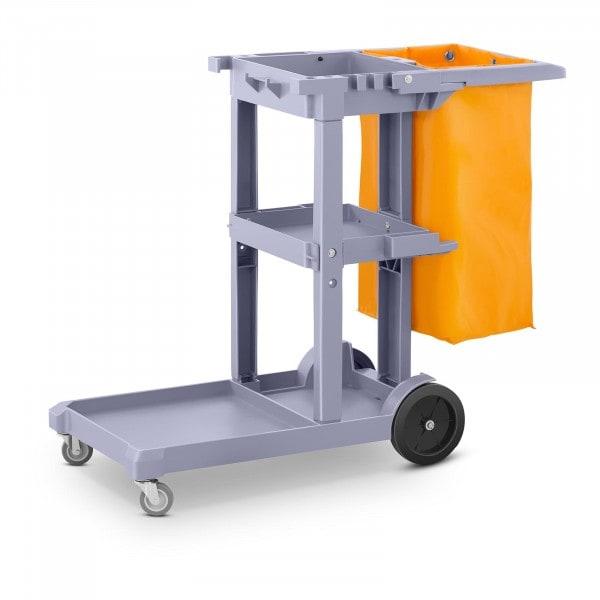 Brugt Rengøringsvogn med vasketøjspose