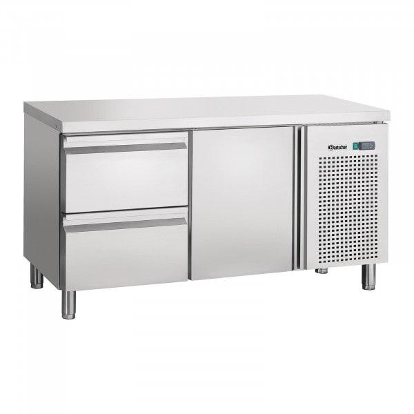 Bartscher kølebord - 1 køleskab - 2 skuffer