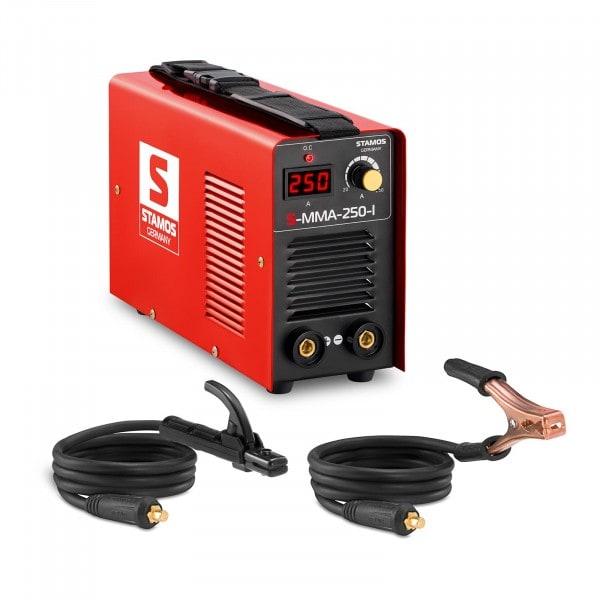 Brugt Elektrodesvejser - 250 A - 230 V - IGBT - 60 % arbejdscyklus