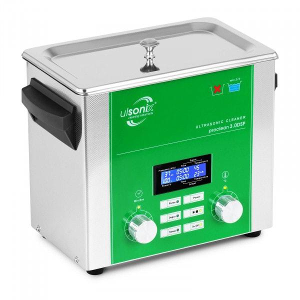 Ultralydsrenser - 3 liter - degas - sweep - impuls