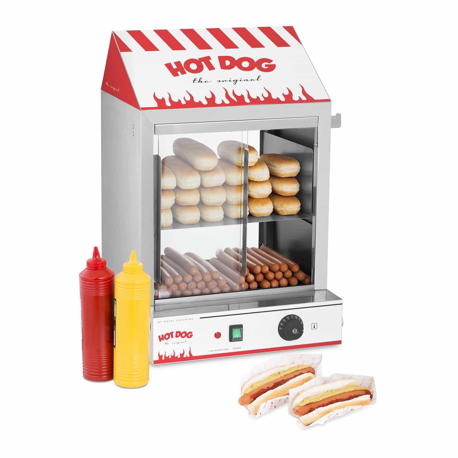 Hotdog-maskine