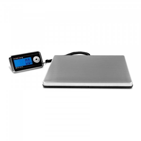 Digital Pakkevægt - 200 kg / 100 g - Basic - eksternt LCD