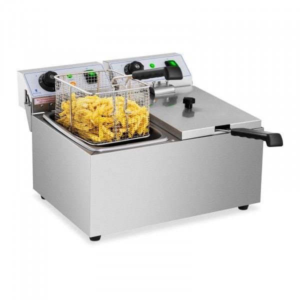Frituregryde - 2 x 8 liter - 230 V
