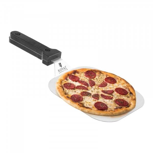 Pizzaspartel - rustfrit stål – 38 cm
