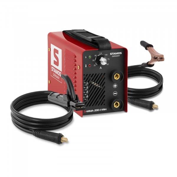Elektrode-svejser - 200 A - 230 V - IGBT