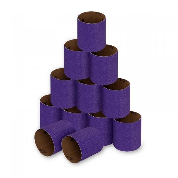 Set van 12 schuurbanden - korrelgrootte 120