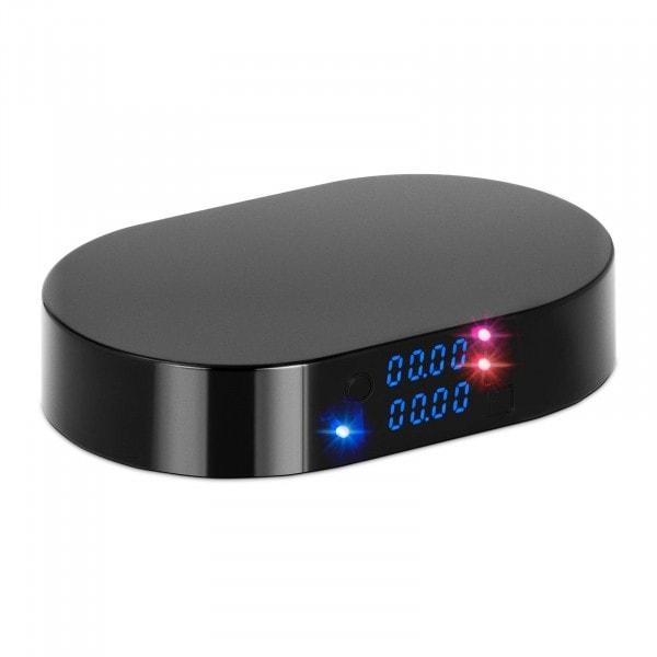Brugt Kaffevægt - 2 kg - 1 g / 500 g - 158 x 103 mm - Bluetooth - timer