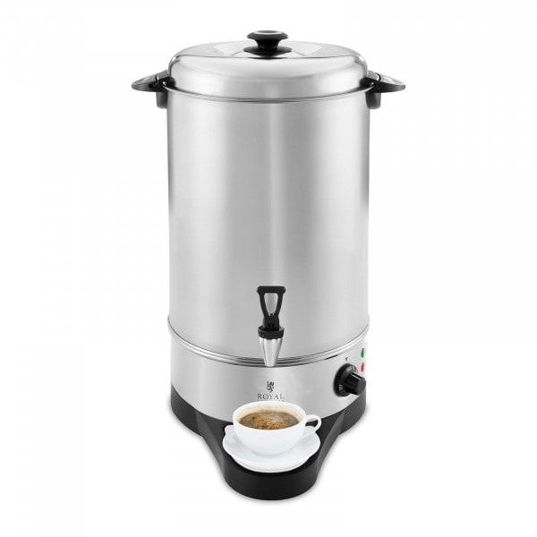 Vandkoger - 10 liter - 1.600 W - drybakke