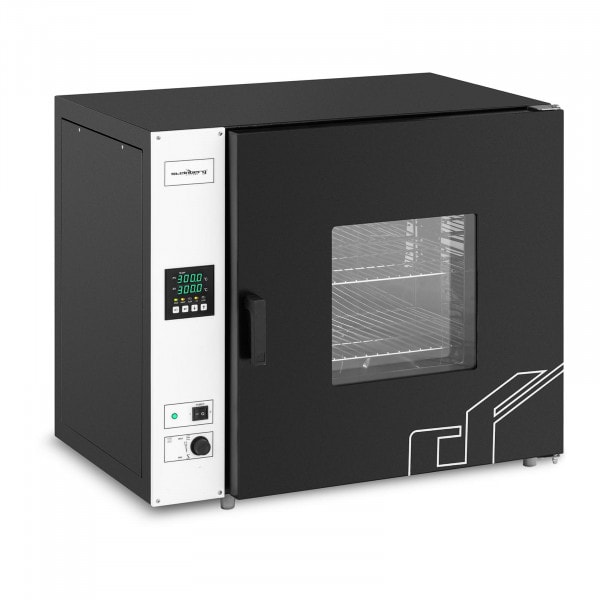 Varmeskab laboratorie - 136 l - 2.170 W