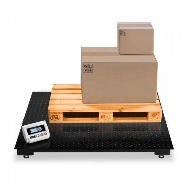 Gulvvægt - 5 t / 2 kg - LCD