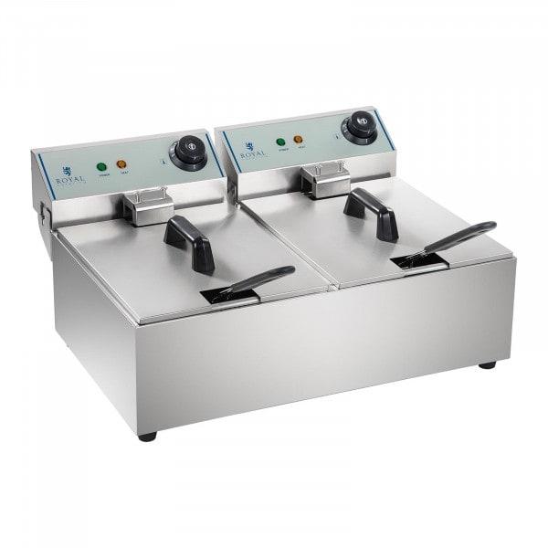 Frituregryde - 2 x 10 liter - ECO