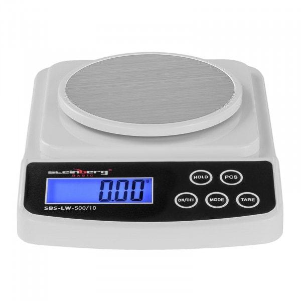 Præcisionsvægt - 500 g / 0,01 g - Basic