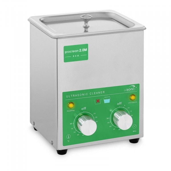 Ultralydsrenser - 2 liter - 60 W - Basic Eco