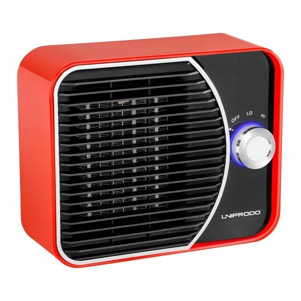 Brugt Varmeblæser - 0 til 128 °C - 965 til 1.298 W