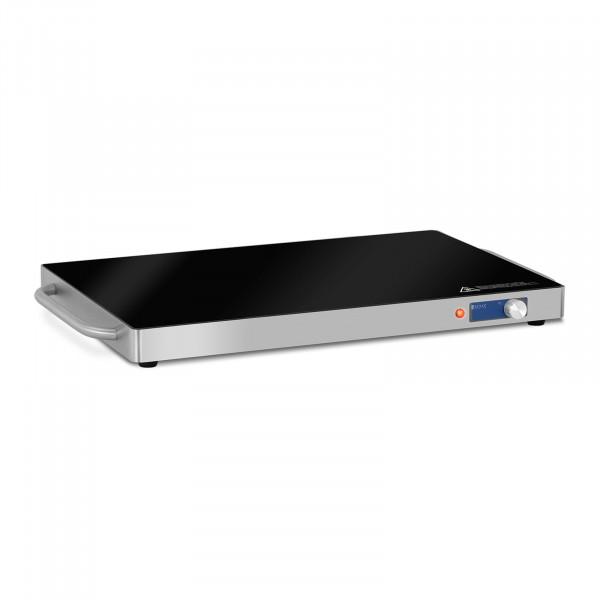 Brugt Varmeplade til mad - 240 W - rustfrit stål - 62 x 35 cm