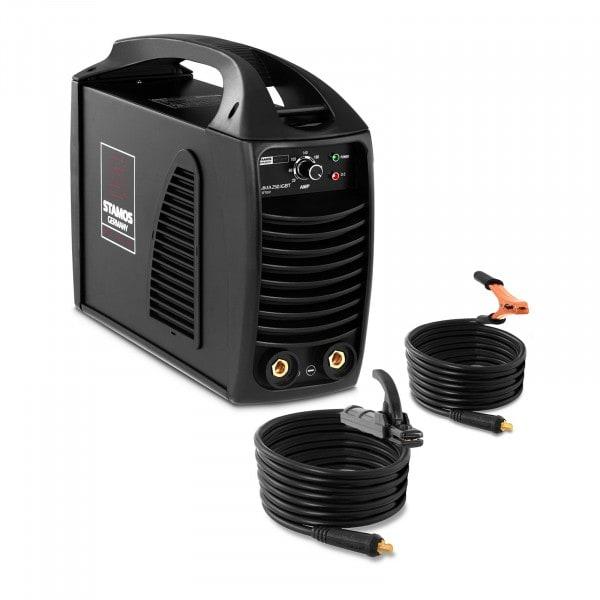 Elektrodesvejser - 250 A - hot-start - IGBT - PRO