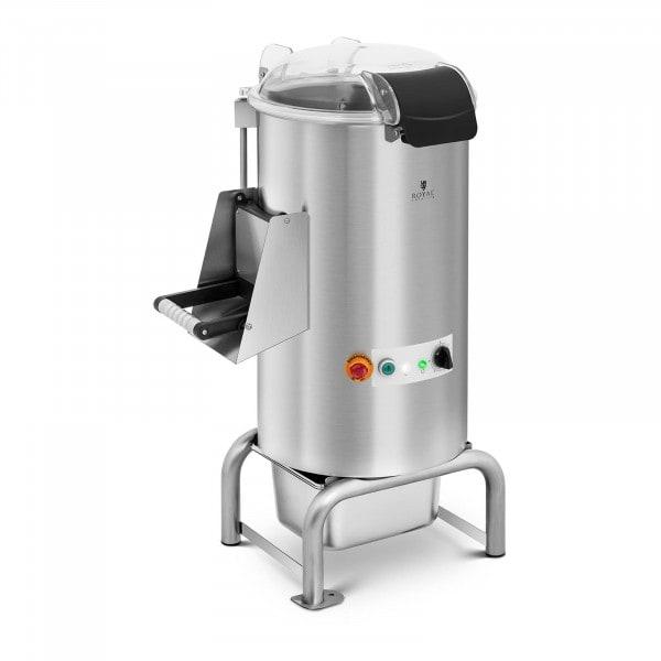 Brugt Kartoffelskræller - 28 l - nedtællingsur - op til 500 kg/t