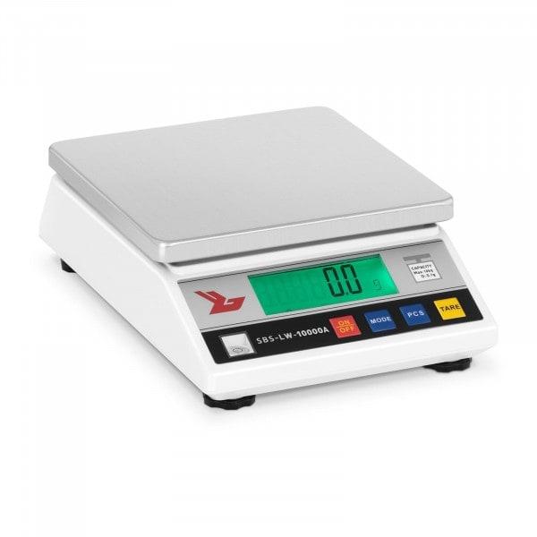 B-WARE Præcisionsvægt - 10.000 g / 0,1 g
