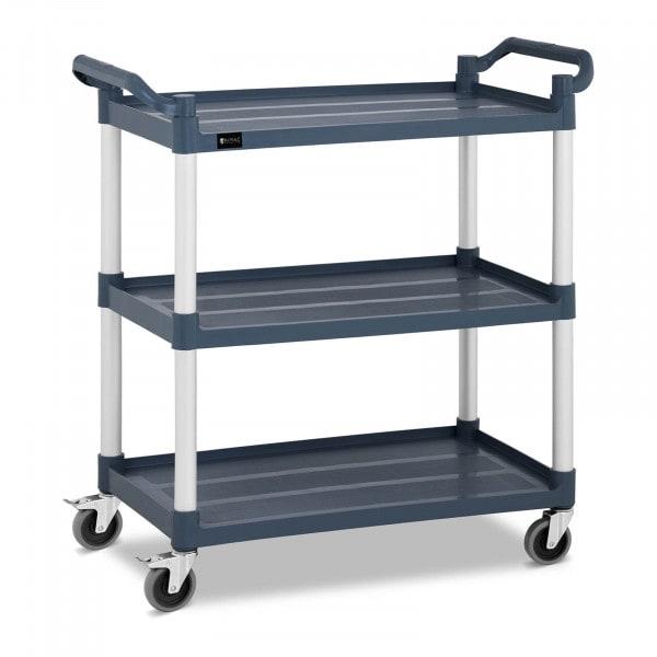 Brugt Serveringsvogn - 3 bordplader - 150 kg