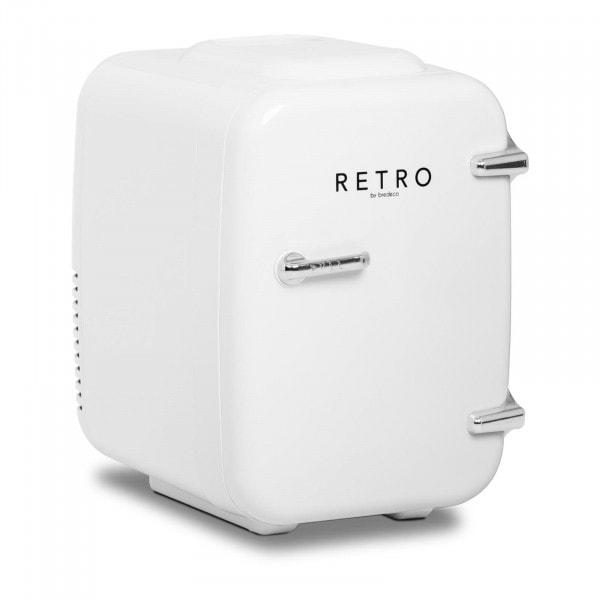 Brugt Mini-køleskab - 4 L - hvidt