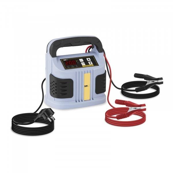 Brugt Batterilader - 6/12/24 V - 2 til 20 A - LED-display