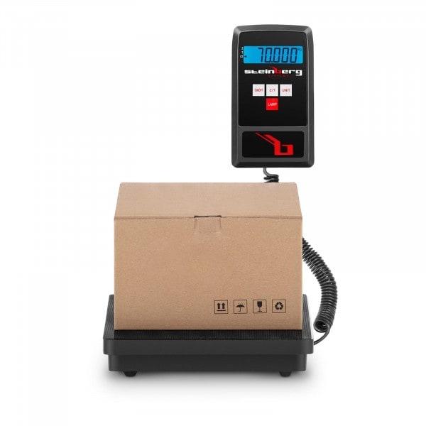 Pakkevægt - 70 kg / 5 g