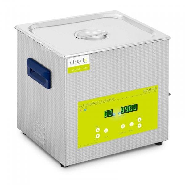 Ultralydsrenser - degas - 10 l
