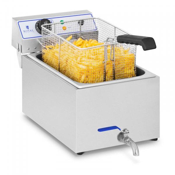 Elektrisk frituregryde - 1 x 17 liter