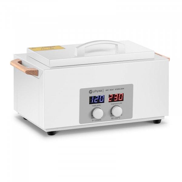 Brugt Sterilisator - 2 l - nedtællingsur - 50 til 230 °C
