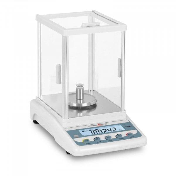 Præcisionsvægt - 200 g / 0,001 g