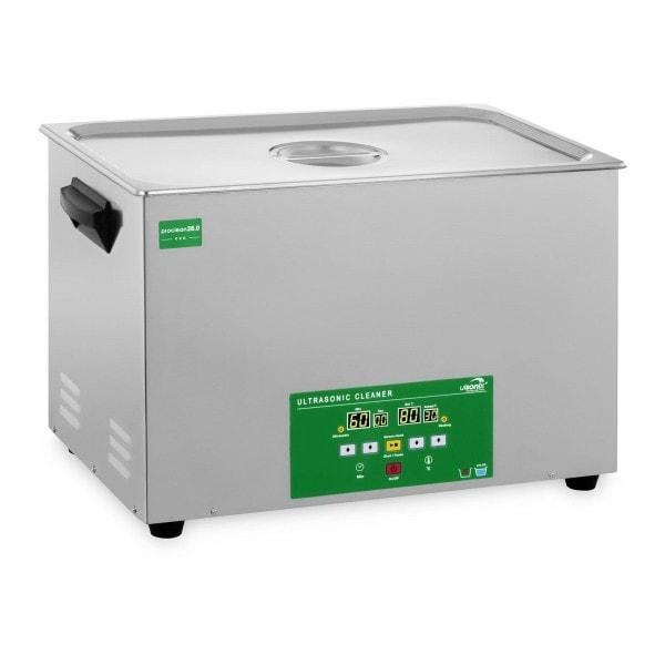 Ultralydsrenser - 28 liter - 480 W - Memory Quick Eco