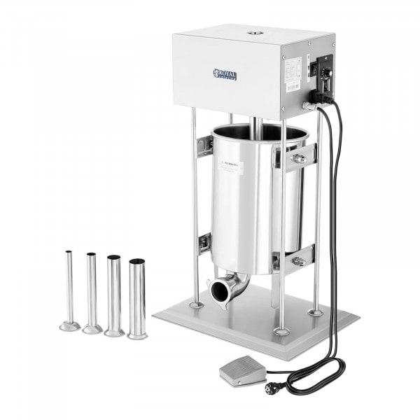 Pølsestopper - 10 liter - elektrisk