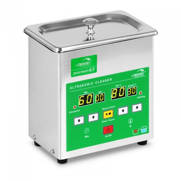 Ultralydsrenser - 0,7 liter - Memory Quick