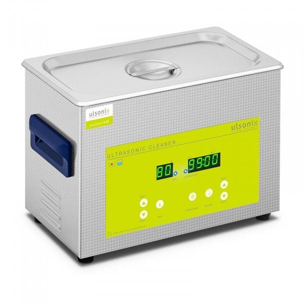 Ultralydsrenser - degas - 4,5 l
