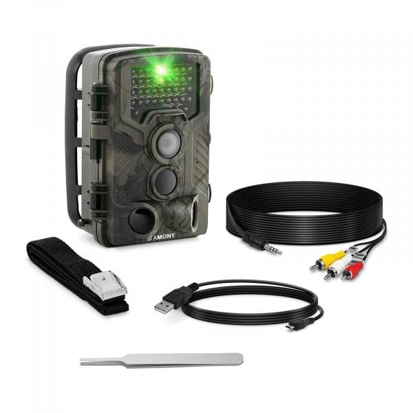 Brugt Vildtkamera - 8 MP - fuld HD - 42 IR-LED - 20 m - 0,3 sek. - LTE