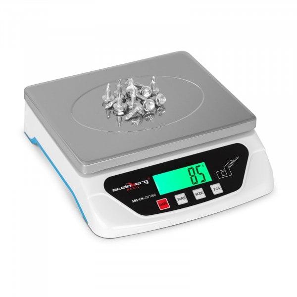 Digital brevvægt - 25 kg / 1 g - Basic