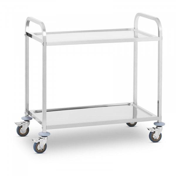 Serveringsvogn- 2 bordplader - 160 kg