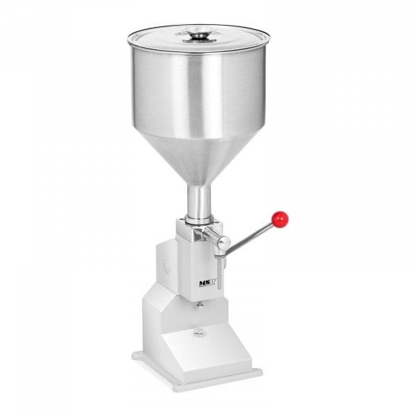 Brugt Fyldemaskine - 50 ml - hånddrevet