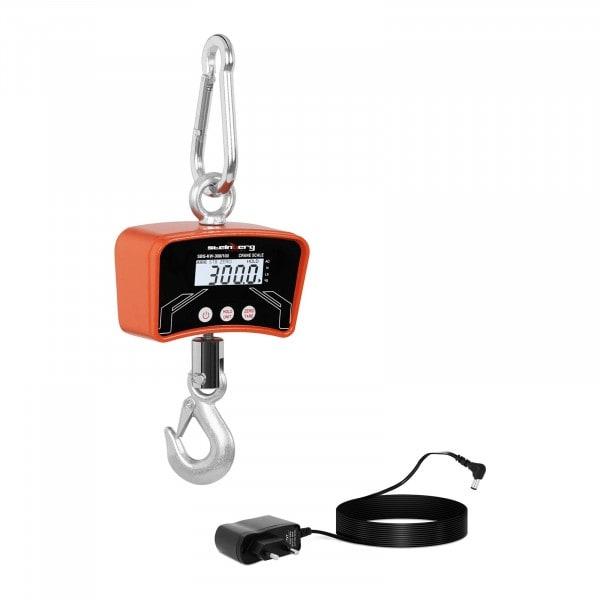 Kranvægt - 300 kg / 100 g