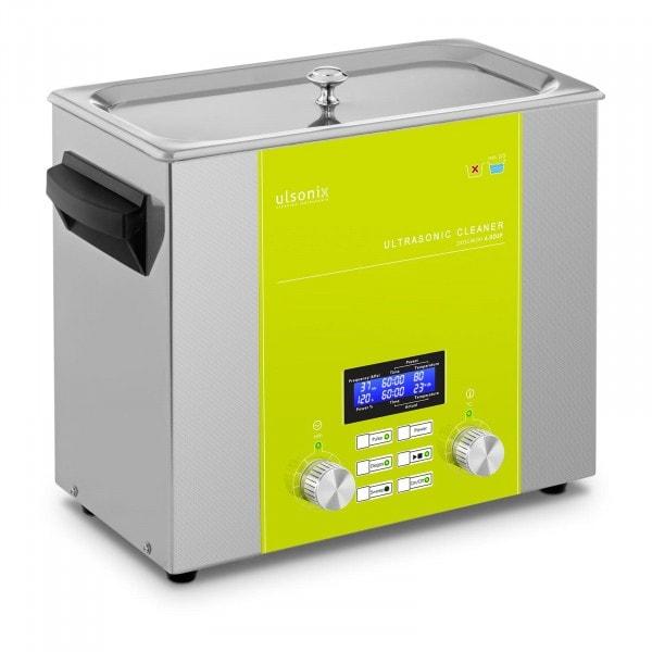 Ultralydsrenser - 6 liter - degas - sweep - impuls