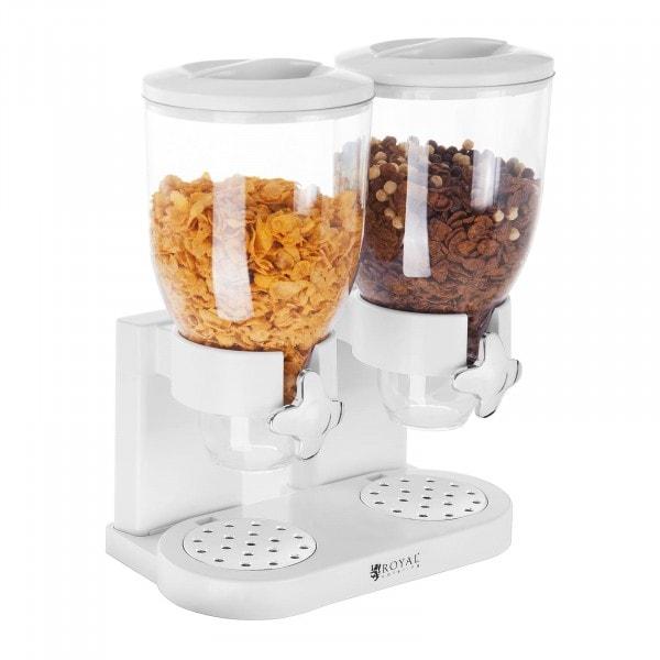 Morgenmads-dispenser - 2 x 3,5 l