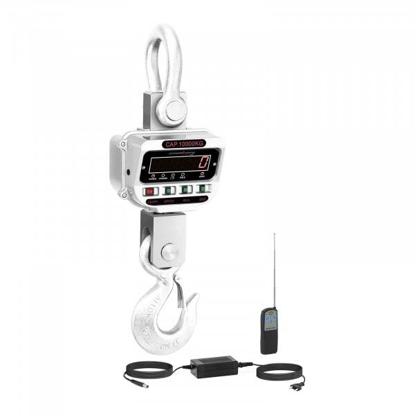 Kranvægt - 10 t / 2 kg - LED