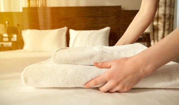 Hoteludstyr