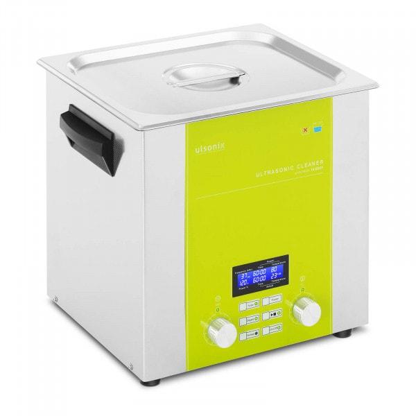 Ultralydsrenser - 10 liter - degas - sweep - impuls