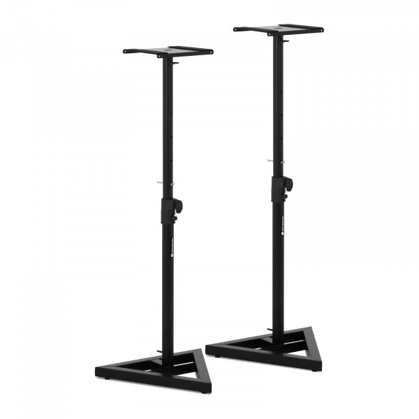 Brugt Højttaler-stander - 1 par - 40 kg - 83 til 115 cm