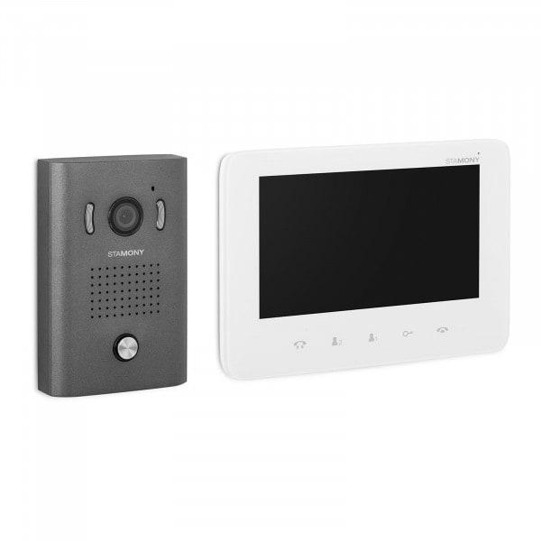 Brugt Videodørtelefon - display 17,8 cm