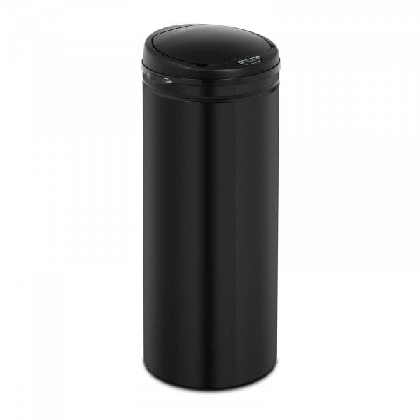 Brugt Skraldespand med sensor - 50 l - med inderspand - kulstofstål
